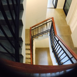 Plug and Play Office - Stair Case